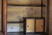 Tokonoma//washitsu rooms / by Wa-Steampunk in Edo and Meiji