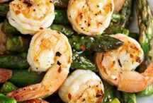 Seafood Dinner Dishes