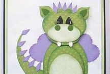 Papercrafting / Cardmaking, scrapbooking, coloring, and other paper creations