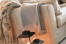 Living Room Spaces / by Katy K