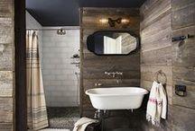 Bathrooms / by Katy K