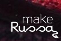 Make Russa / Pinup, punk, metal, diva, drag, rockabilly… Maquiagem para quem tem estilo.  / by Marcela Bueno