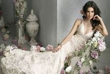 Vintage Inspired Dresses / Vintage inspired dresses and vintage style wedding gowns