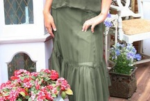 Vintage style skirts / by WardrobeShop
