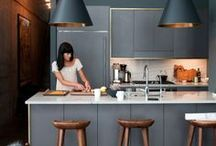 Kitchen Inspiration / by Amanda Raabe