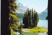 ♥ Places I'd Love To Go & Things I'd Like To Do / There are many places in this world that fascinate me; but if I could only pick one place to go to, then it would be Banff, Canada.  One day, hopefully.  =0) / by Kitty