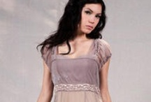 Empire style dresses / by WardrobeShop