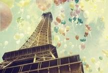 Paris.  / by Shambrea Ogden