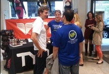 Swim Bike Run Shop Happenings  / What's going on in our store? Find out here. / by Swim Bike Run NYC