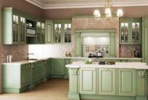 Kitchen Design & Decorating / Decorating and remodeling ideas that center on the KITCHEN