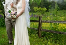 Rustic, Country Weddings / All photography shot by Anne Schmidt.