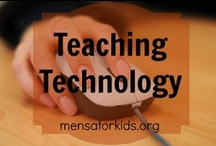 Teaching Technology / Looking for cool technology to integrate into your home/school classroom? That's what this board is for.  If you have found something awesome you think I should include, please email giftedyouth@americanmensa.org and we'll add it!