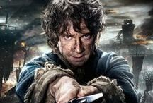 The Hobbit / Join Bilbo Baggins on his epic journey to Lonely Mountain with a group of 13 dwarves in order to reclaim stolen treasure. #LOTR #TheHobbit 12.14.12 / by Cinemark Theatres