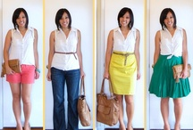paperdoll - StitchFix / Because I honestly don't know how to dress myself. / by Sam Bustamante