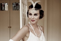 Gatsby Style from Head to Toe / Gatsby style from head to toe - dresses, makeup, shoes, accessories, decorations and more!