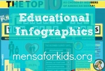 Educational Infographics  / Great infographics specifically selected for use in the classroom or by educators.  Infographics are a great way to convey a lot of data quickly and in a visual, pleasing way.
