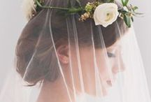 Wedding hairstyles and makeup / by WardrobeShop