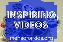 Inspiring Videos / Looking for feel-good, jaw-dropping, or just warm-hearted videos to share with children or just get your own day off to a great start?  This is where you'll find links to them.  Suggestions?  Email giftedyouth@mensafoundation.org!