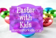 Easter with Kids / Projects, crafts, recipes, and learning - all about Easter.