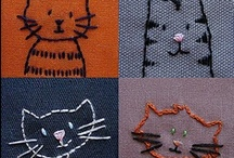 ♥♥ Sew: Embroidery Designs / by Kitty