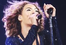 Beyonce / My idol.