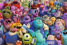 Monsters U / Monsters University in theatres 6.21.13 / by Cinemark Theatres