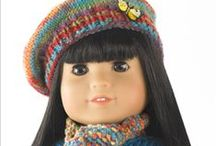American Girl Doll Crochet Patterns / by Margie Mannering