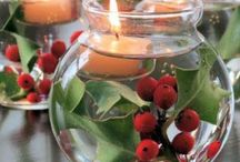 Holiday decor / by Drea Davi