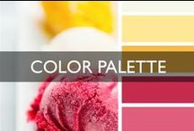 Color Palette for the Home....
