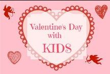 Valentine's Day with Kids / Who doesn't love Valentine's Day? Celebrate the day of love with the kids you love - students or the ones you get to keep. The Mensa Foundation shares great ideas for Cupid Day here.