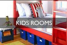 Kid's Room Design Inspiration