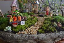 DIY Fairy Garden / by Marcy Lundberg