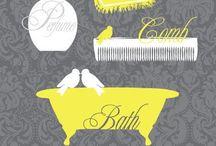 Bathroom ideas / by Marcy Lundberg