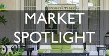 Market Spotlights... / Market Spotlights are properties we choose based on a unique characteristic of the home.  It could be a porch, a door, a great room, curb appeal, yard, etc...Any distinct touch that makes it one of a kind.