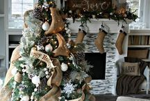 Christmas trees / by Marcy Lundberg