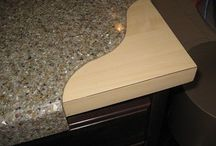 Countertop Makeovers / by Marcy Lundberg