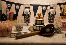 Newphew Roman Carter's Baby Shower / Baseball Theme / by Rox Frausto