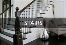 Staircase Inspiration... / Creative ideas for all types of staircases