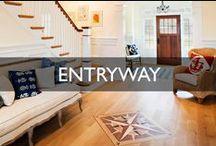 Entryway / Inspiration for Entryway Ideas