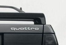 Audi / quattro