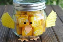 Easter / Easter projects and Easter decor