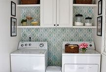 Laundry Room / laundry room: décor ideas and cleaning tips