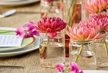 Tablescapes / by Engagement Invites ♥