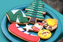 Camping Theme Birthday Party / by Janitsy Anderson