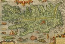 Cartography / by Kiddý Ámundadóttir