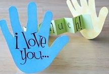 Father's Day / Father's Day crafts and gift ideas