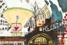 syster henry art & design / A R T WORKS: FINE ART/ILLUSTRATIONS/POSTERS/POST CARDS/LOGOS/