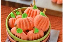 Fall / fall décor, food, and activities