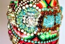 BEADING - IDEAS / by Janice Daniell