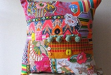 PILLOWCASES AND PILLOWS / by Janice Daniell